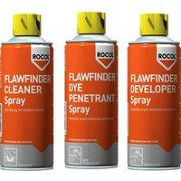 Rocol Flaw finder Crack Detection System Kit