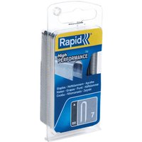 Rapid Type 7 Cable Staples 12mm Pack of 950