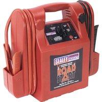 Sealey RS105 RoadStart Emergency Jump Starter and Power Pack 12v or 24v