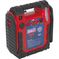 Sealey RS131 RoadStart Emergency Jump Starter & Power Pack 12v or 24v