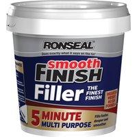 Ronseal Smooth Finish Multi Purpose Filler 600ml