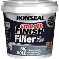 Ronseal Smooth Finish Big Hole Filler 1.2l