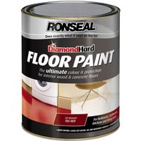Ronseal Diamond Hard Floor Paint Slate 5l
