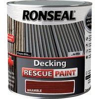 Ronseal Decking Rescue Paint Bramble 2.5l