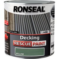 Ronseal Decking Rescue Paint Willow 2.5l