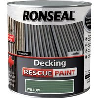 Ronseal Decking Rescue Paint Willow 5l