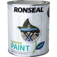Ronseal General Purpose Garden Paint Bluebell 250ml