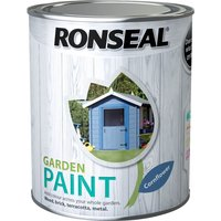 Ronseal General Purpose Garden Paint Cornflower 750ml