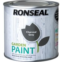 Ronseal General Purpose Garden Paint Charcoal 250ml