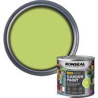 Ronseal General Purpose Garden Paint Lime Zest 250ml