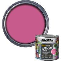 Ronseal General Purpose Garden Paint Pink Jasmine 250ml