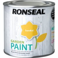 Ronseal General Purpose Garden Paint Sundial 250ml