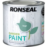 Ronseal General Purpose Garden Paint Sage 250ml