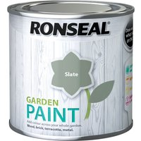 Ronseal General Purpose Garden Paint Slate 250ml