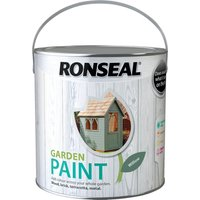 Ronseal General Purpose Garden Paint Willow 2.5l