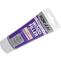 Ronseal Multi Purpose Wood Filler Tube Oak 100g