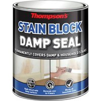 Ronseal Thompsons Damp Seal White 750ml