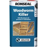 Ronseal Woodworm Killer 5l