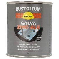 Rust Oleum 1017 Galvanising Zinc Metal Paint 1kg