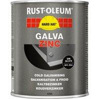 Rust Oleum 1085 Cold Galvanising Zinc Metal Paint 1kg