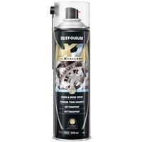 Rust Oleum X1 eXcellent Chain and Drive Lubricating Spray 500ml