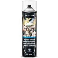 Rust Oleum X1 eXcellent Multi Purpose Foam Cleaner Spray 500ml