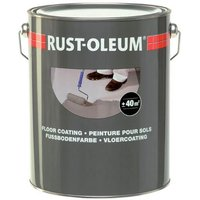 Rust Oleum High Gloss Floor Paint White 750ml