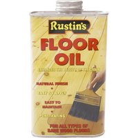 Rustins Floor Oil 1l