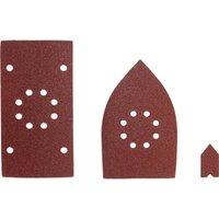 Ryobi Punched Sanding Sheets for EMS180RV Sander Pack of 30