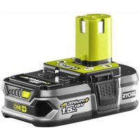 Ryobi RB18L15 ONE  18v Cordless Li ion Battery 1 5ah 1 5ah