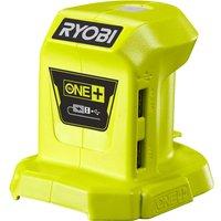 Ryobi R18USB ONE+ 18v Cordless Li-ion USB Battery Charger No Batteries No Charger No Case