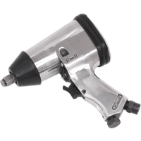 Siegen AS0100 Air Impact Wrench 1 2  Drive