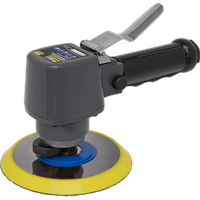 Siegen S01044 Random Orbital Air Disc Sander 150mm