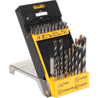 Siegen 48 Piece Drill and Screwdriver Bit Set
