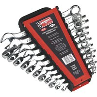 Siegen 22 Piece Combination Spanner Set Metric & Imperial
