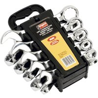 Siegen 10 Piece Stubby Combination Spanner Set Metric