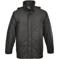 Sealtex Mens Classic Waterproof Jacket Black XL