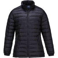 Portwest Ladies Aspen Padded Jacket Black XS