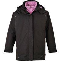 Portwest Elgin S571 Ladies Jacket Black XL