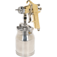 Sealey S701 Professional Gold Series Air Spray Gun