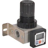 Sealey SA406R Digital Gauge Air Line Filter & Regulator