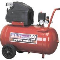 Sealey SA5020 Air Compressor 50 Litre 240v