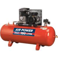 Sealey SAC0152B Air Compressor 150 Litre 240v