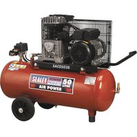 Sealey SAC0502B Air Compressor 50 Litre 240v