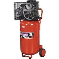 Sealey SAC1903B Air Compressor 90 Litre 240v