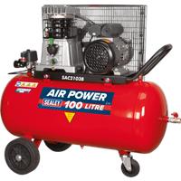 Sealey SAC2103B Air Compressor 100 Litre 240v