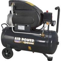 Sealey SAC2420E110 Air Compressor 24 Litre 110v
