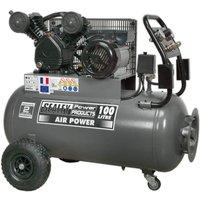 Sealey SAC3103B Air Compressor 100 Litre 240v