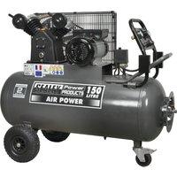 Sealey SAC3153B Air Compressor 150 Litre 240v