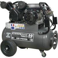 Sealey SAC3503B Air Compressor 50 Litre 240v